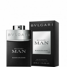 Apa de toaleta Man in Black Cologne, 60 ml, Pentru Barbati, Bvlgari