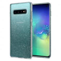 Husa Silicon Samsung Galaxy S10 Liquid Crystal Spigen