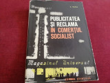 T PAVEL - PUBLICITATE SI RECLAMA IN COMERTUL SOCIALIST