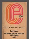 C9019 INSTALATII ELECTROTERMICE INDUSTRIALE - COMSA, VOL. 2, CUPTOARE CU ARC ELE