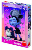 Puzzle Dino Toys, Vampirina Ballerina, 48 piese