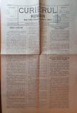 """Ziarul """" Curierul Roman """" 10 Aprilie 1886 - Poezie de Vasile Alecsandri"""