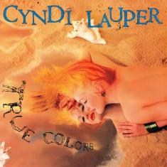 Cyndi Lauper - True Colors (LP - Germania - VG)
