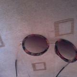 Ochelari de firma tally weijl cat 2,ieftin!dama, Metal, Maro