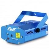 Mini proiector Laser cu stand, efecte de lumini, senzor sunet
