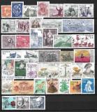 1375J - lot Suedia timbre stampilate,anul 1978