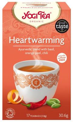 Ceai Bio BUCURIA VIETII, 30.6 g Yogi Tea foto