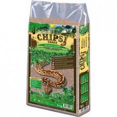 Chipsi Snake 5 kg, asternut serpi