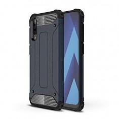 Husa Samsung Galaxy A70 - Iberry Armor Hybrid Albastru