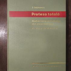 J. LEJOYEUX - PROTEZA TOTALA
