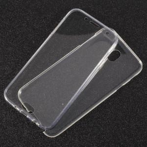 Husa Samsung S7 Flippy Full Tpu 360 Transparent