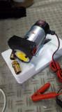 Pompa transfer Lichide la 24v Autoamorsabila