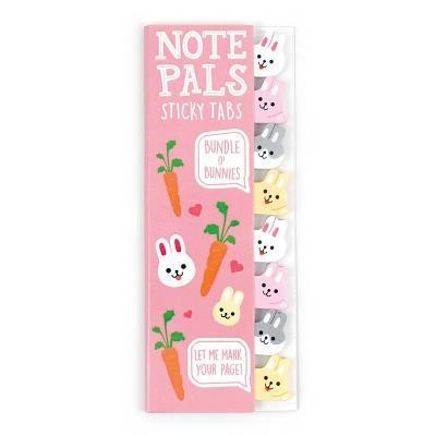 Note Pals Sticky Note Pad - Bundle O'Bunnies (1 Pack)