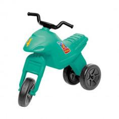 Motocicleta copii fara pedale Superbike 60 cm - Turcoaz