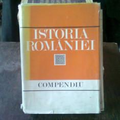 Istoria Romaniei compendiu Stefan Pascu