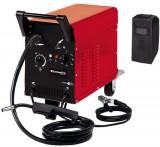 Aparat de sudura cu roti Einhell TC-GW 150, 120 A, 230 V, 6 trepte, reductor de presiune, ventilator