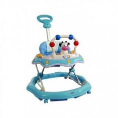 Premergator cu maner Pentru Copii Play Time Vacuta - Albastru