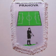 Fanion fotbal - Comisia Judeteana a Arbitrilor de Fotbal PRAHOVA