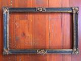Design / Decor - rama din lemn pentru  tablou fotografii goblen sau oglinda !