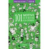 101 motive sa te bucuri sa citesti/Beatrice Masini