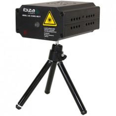 Laser mini firefly 130mw rosu/verde