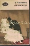 Cumpara ieftin Cartea Nuntii - G. Calinescu
