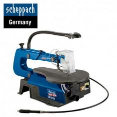 Fierastrau de traforaj DECO FLEX 90 W Scheppach SCH4901402901