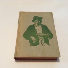 MARIN PREDA - MOROMETII  PRINCEPS-CARTONATA, 1955, ilustratii de Perahim,R7