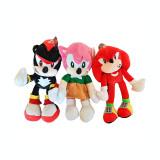 Jucarie de plus prietenii Ariciul Sonic