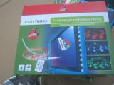 Lumina de fundal TV cu telecomandă Easymaxx