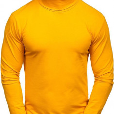 Helanca bărbați galben Bolf S6963