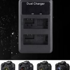 Incarcator baterii Camera Canon LP-E8 LPE8 EOS 550D 600D 650D 700D