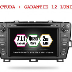 Navigatie Gps Toyota Prius ( 2009 - 2013 ) , Android , 2GB RAM , Garantie