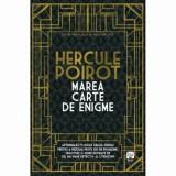 Hercule Poirot. Marea carte de enigme./Tim Dedopulos