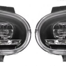Set faruri tuning VW Golf 4 (Hatchback + Combi) 08.1997-09.2006, si Golf 4 CABRIOLET (1EXO) 04.1998-10.2003 BestAutoVest partea Dreapta+Stanga daytime
