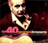 Georges Brassens Top 40 Georges Brassens (2cd)