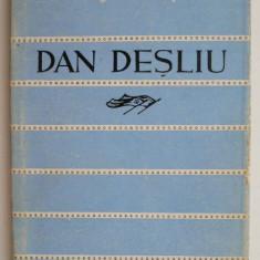 Poezii – Dan Desliu