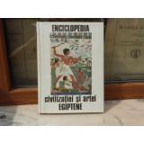 Enciclopedia civilizatiei si artei egiptene , Georges Posener , 1974