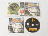 Joc Sony Playstation 1 PS1 PS One - Adidas Power Soccer, Single player, Actiune, Toate varstele