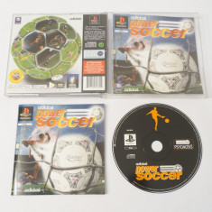 Joc Sony Playstation 1 PS1 PS One - Adidas Power Soccer