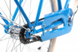 Bicicleta oras Dhs Citadinne 2832 L albastru 28 inch