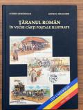 Taranul Roman in carti postale ilustrate vechi - C. Stefanescu S. N. Dragomir