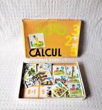 Joc vechi romanesc Loto Calcul, joc perioada comunista
