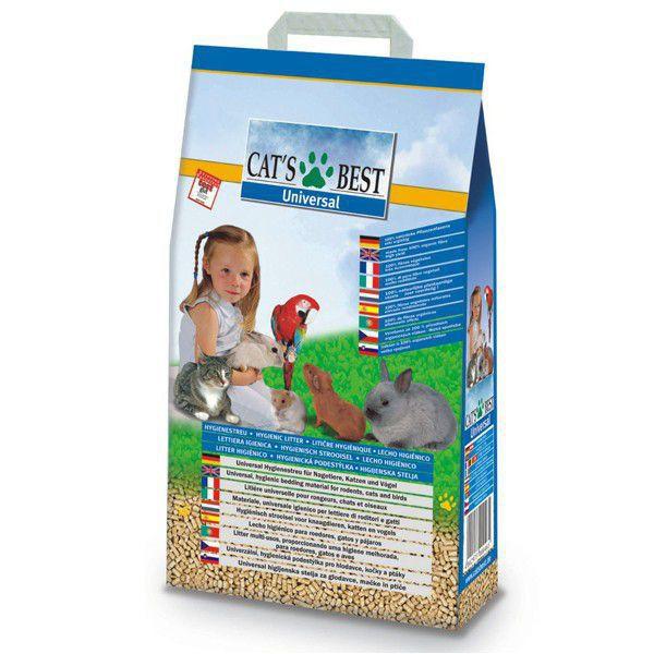 Aşternut wc- Cats Best Universal 40 L