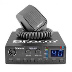 Statie radio CB Storm Defender 4W ASQ defendercb