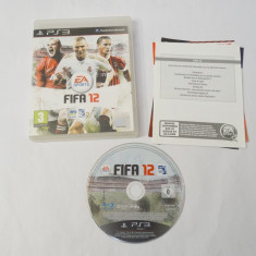 Joc SONY Playstation 3 PS3 - Fifa 12