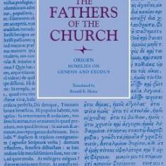 Origen: Homilies on Genesis and Exodus
