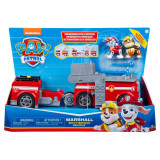 Set Masinuta cu figurine Paw Patrol Split Second Vehicle 20122546
