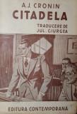 CITADELA - A . J . CRONIN