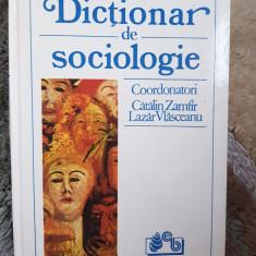 DICTIONAR DE SOCIOLOGIE-CATALIN ZAMFIR,LAZAR VLASCEANU raft 18